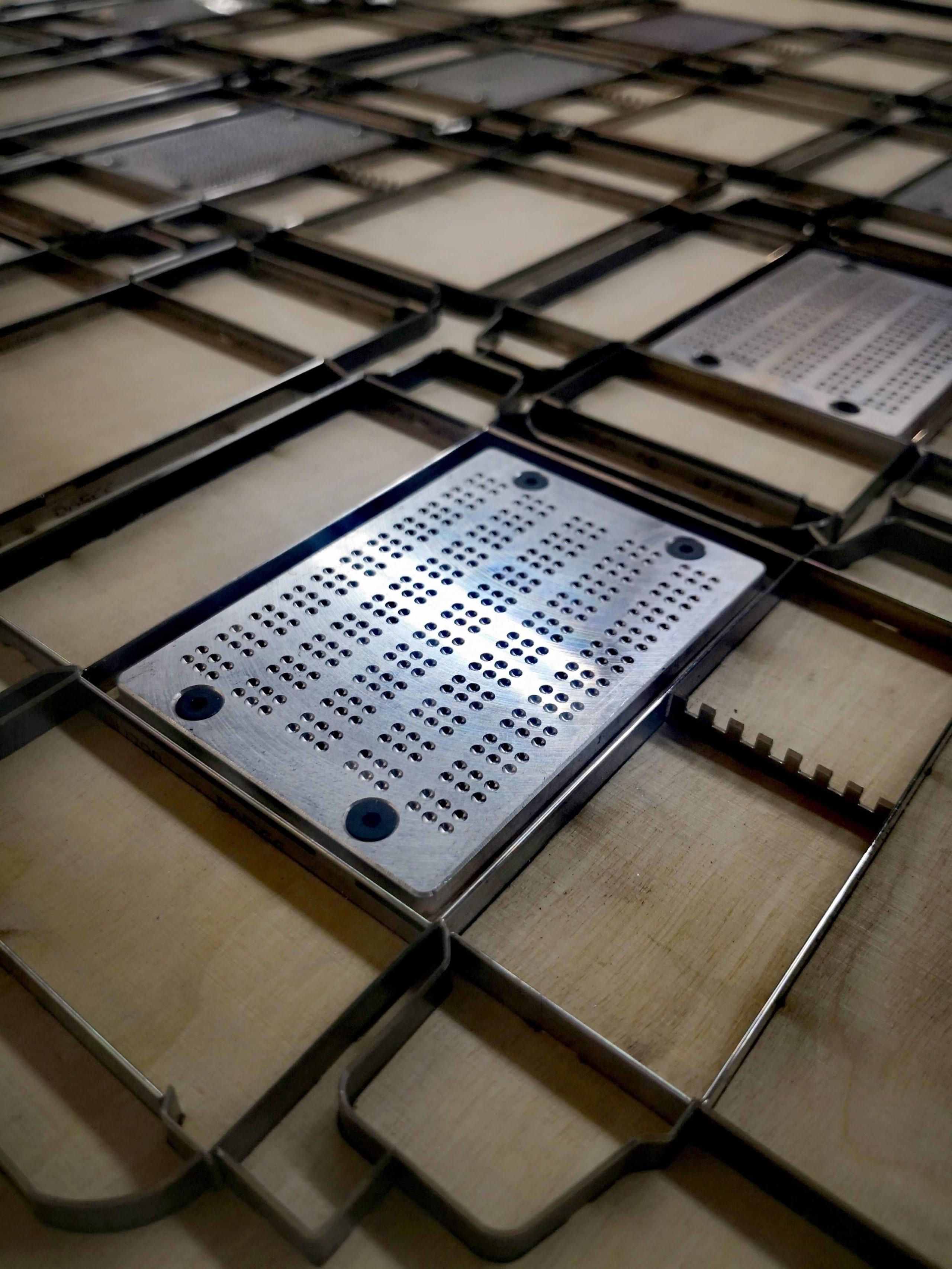 Braille i relleus